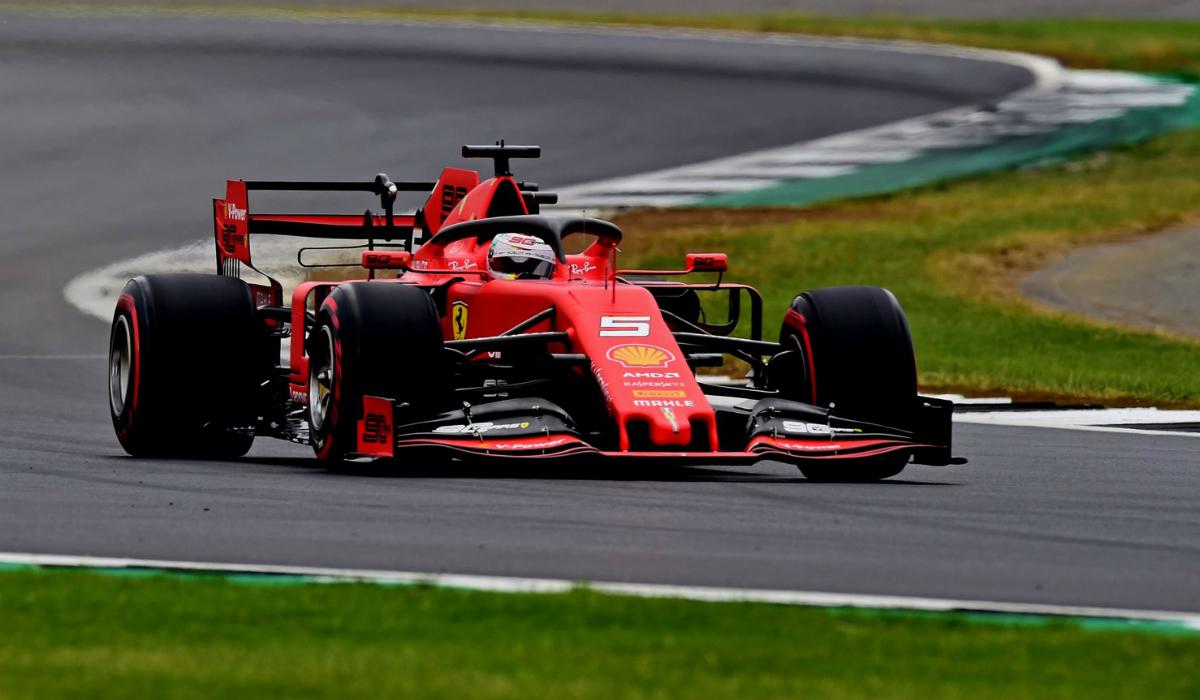 Vettel, o campeão em queda e com estatuto ameaçado