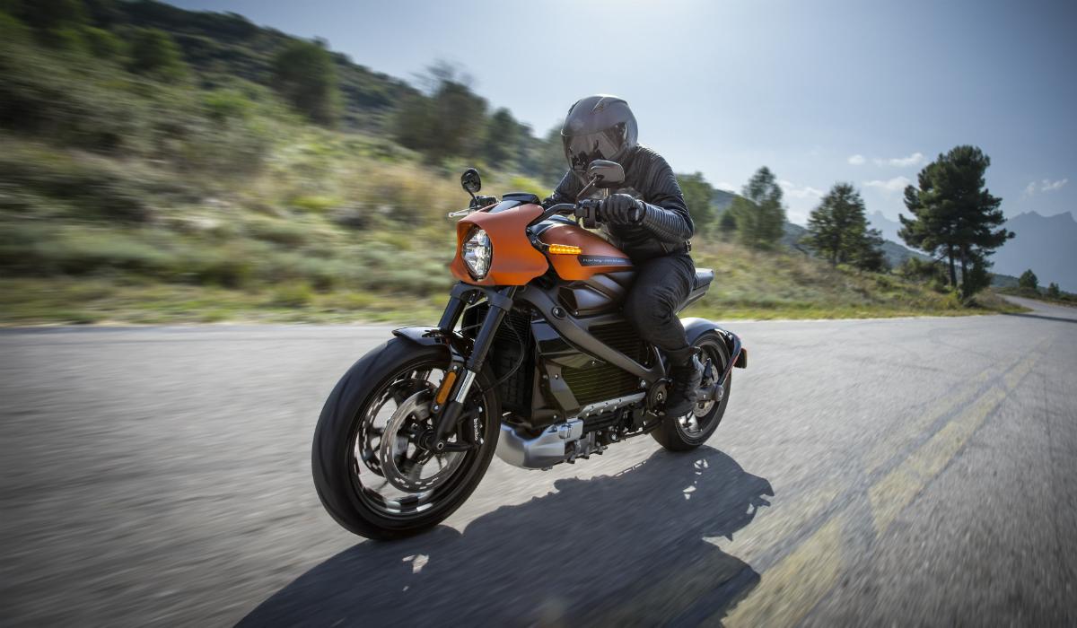 Harley-Davidson elétrica já tem preço e data de lançamento em Portugal