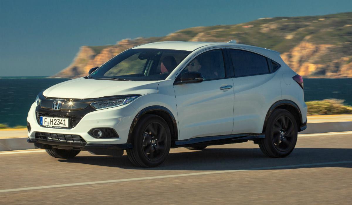 Novo Honda HR-V já está à venda em Portugal