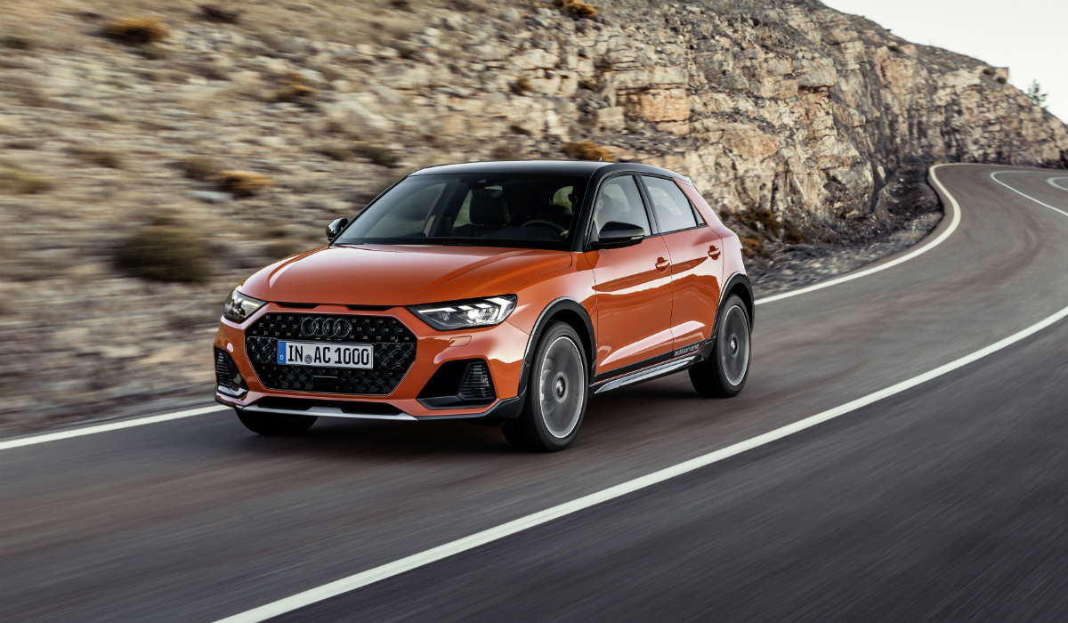 Audi A1 adere à moda dos crossover com o Citycarver