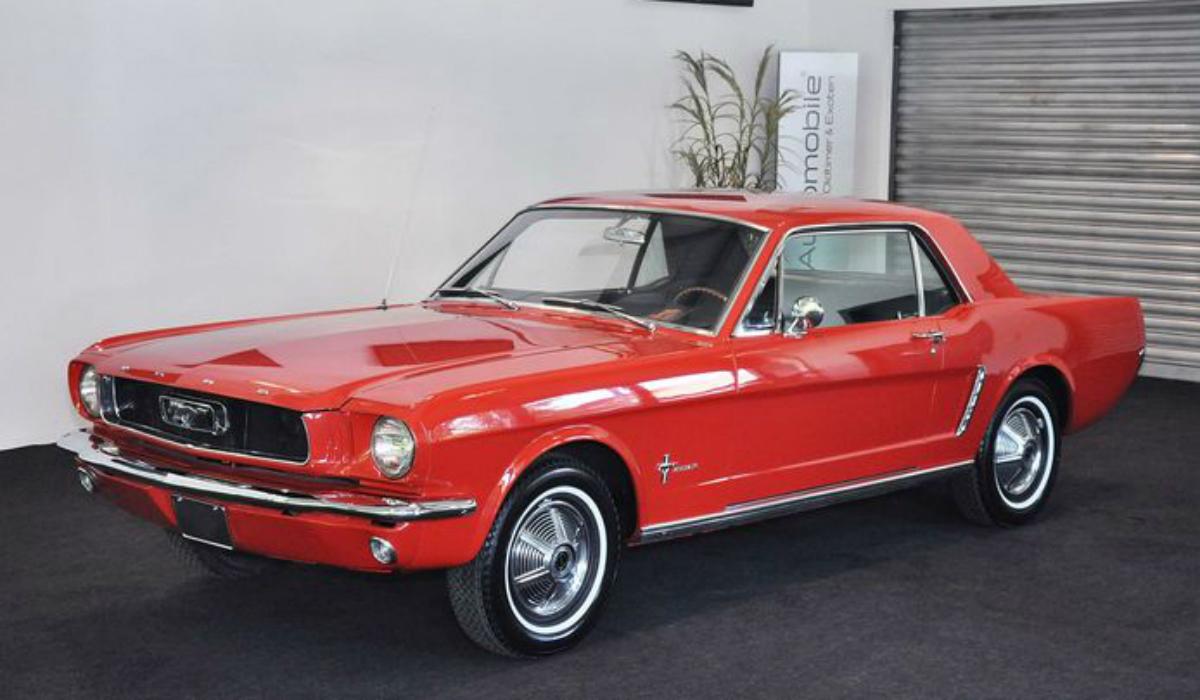 Ford Mustang de Sylvester Stallone mudou de mãos