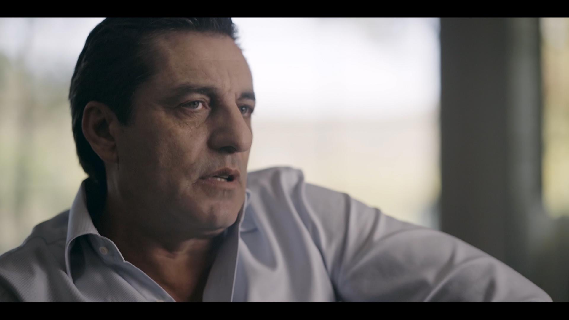 O Pioneiro, série original não ficcional sobre Jesús Gil estreia a 14 de julho