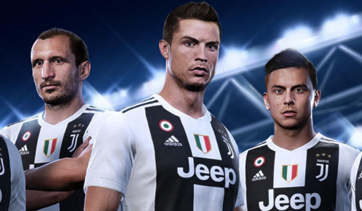 Jogar com a Juventus vai ser impossível no próximo FIFA