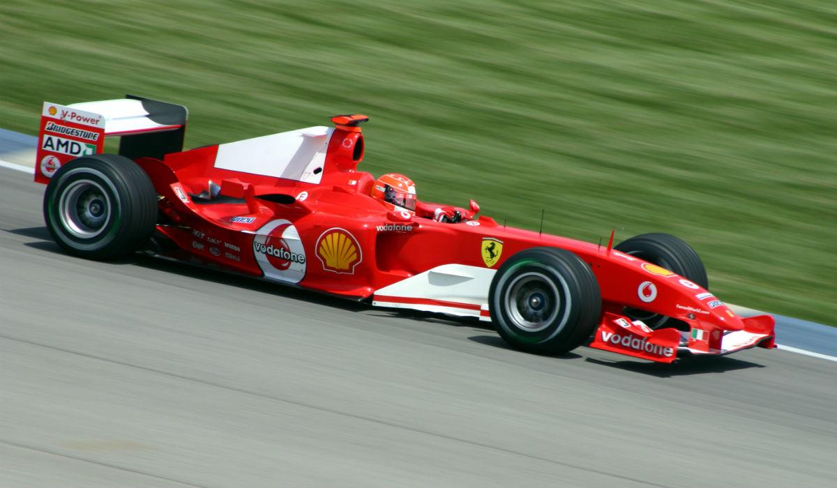 Mick Schumacher conduz monolugar com o qual o pai sagrou-se campeão
