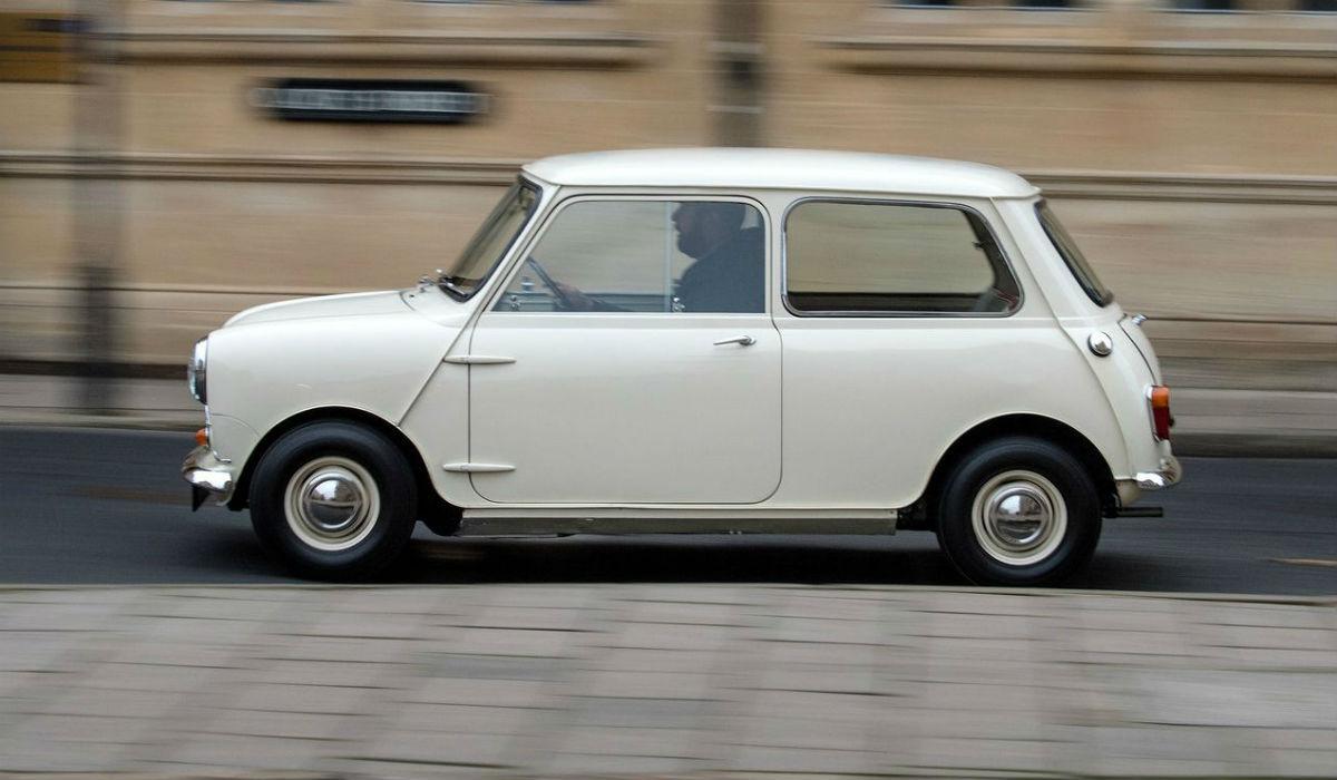 60 anos depois, ainda é giro ter um Mini