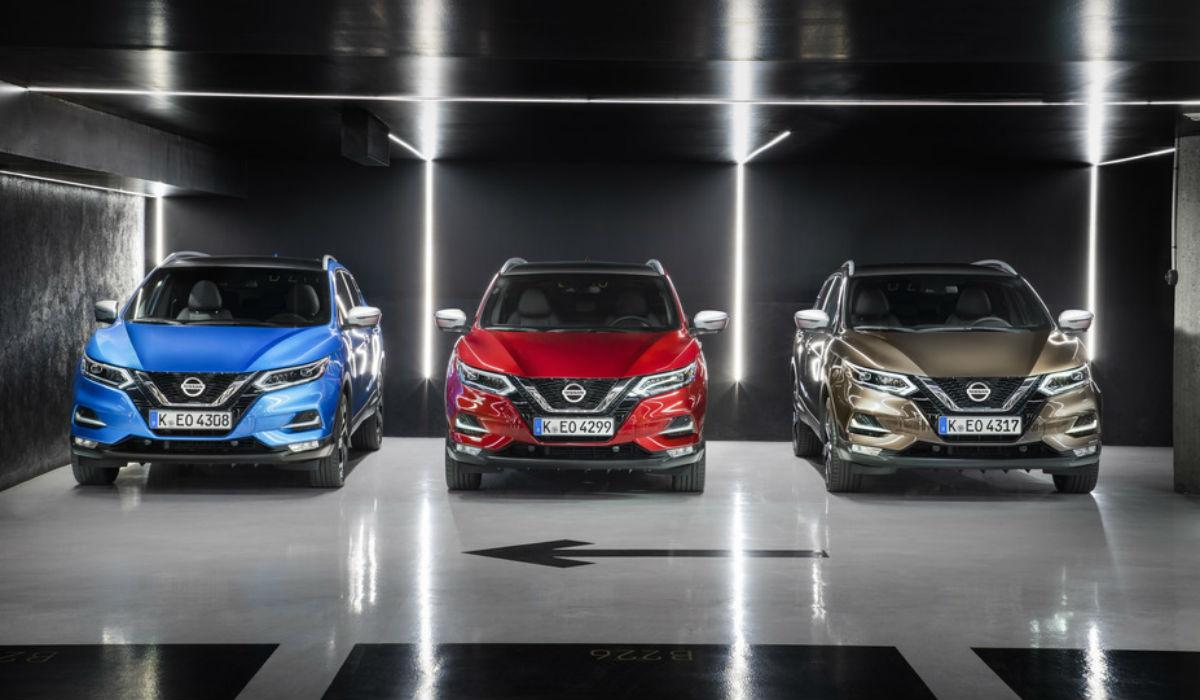 Nissan Qashqai recebe novos motores Diesel e mais equipamento