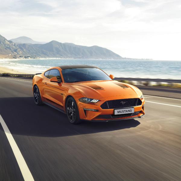 Ford Mustang faz 55 anos e comemora com edição especial