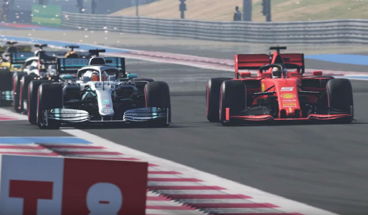 F1 2019 inova com transferência de pilotos