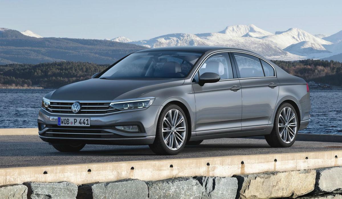 Volkswagen Passat renova-se e já tem data para chegar a Portugal
