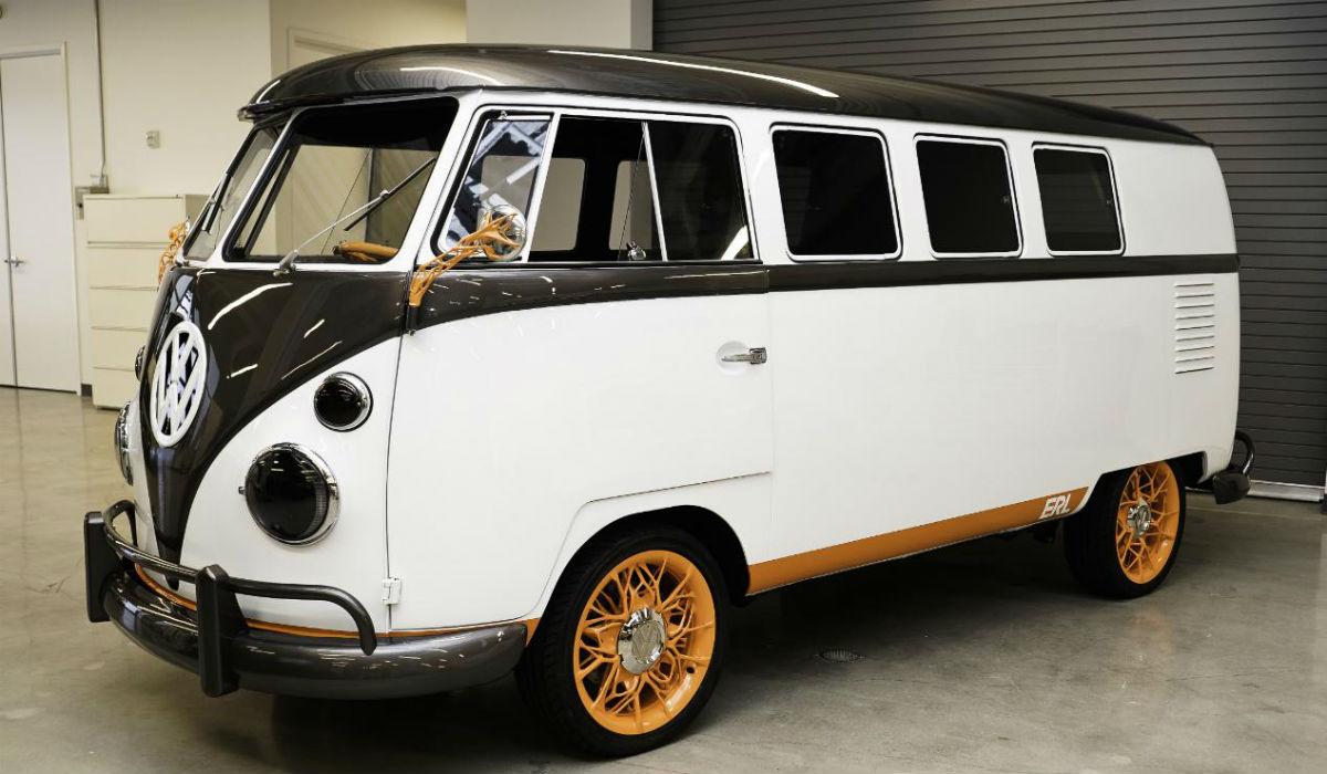 Volkswagen aponta para o futuro com modelo mítico do passado