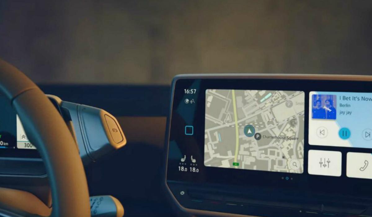 Volkswagen revela interior do elétrico ID.3 por engano