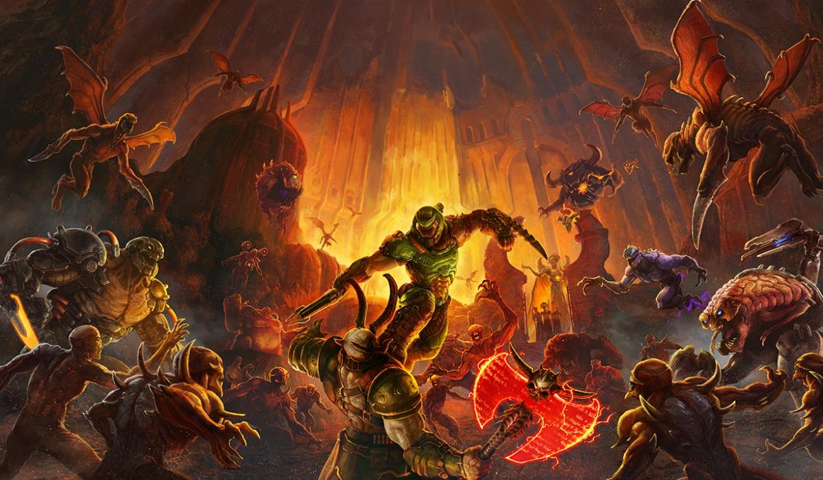 Doom está de regresso e para todas as consolas