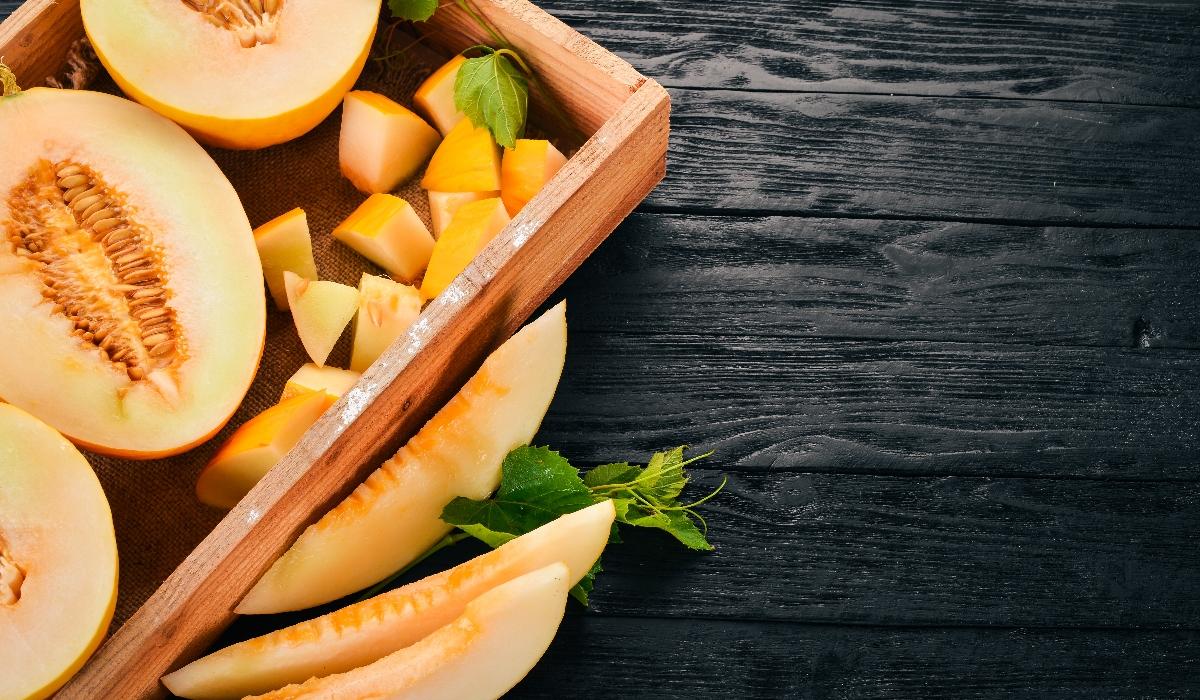 Melão, o fruto de verão que é rico em benefícios