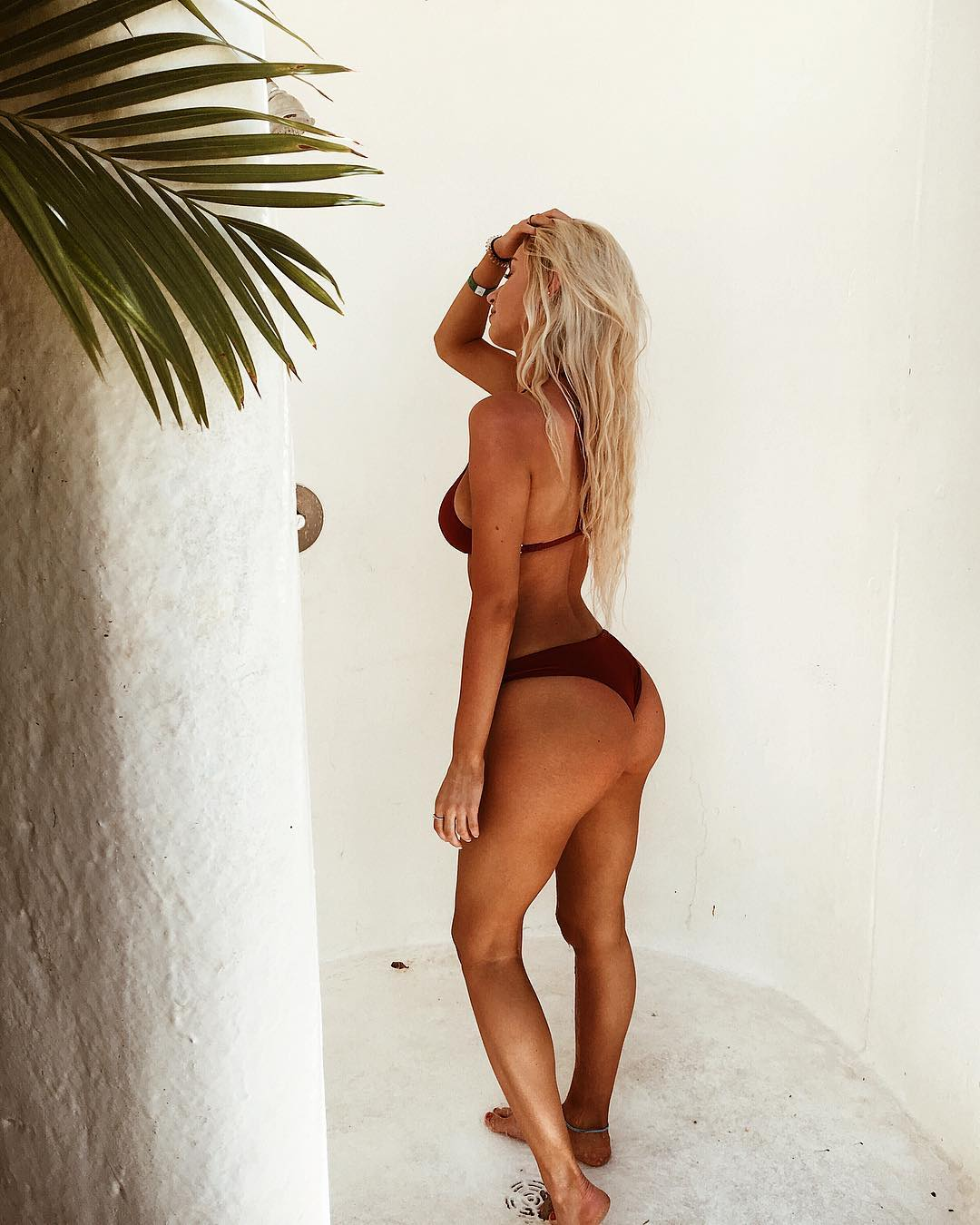 Mikayla Demaiter, a guarda-redes de hóquei no gelo mais sexy do mundo