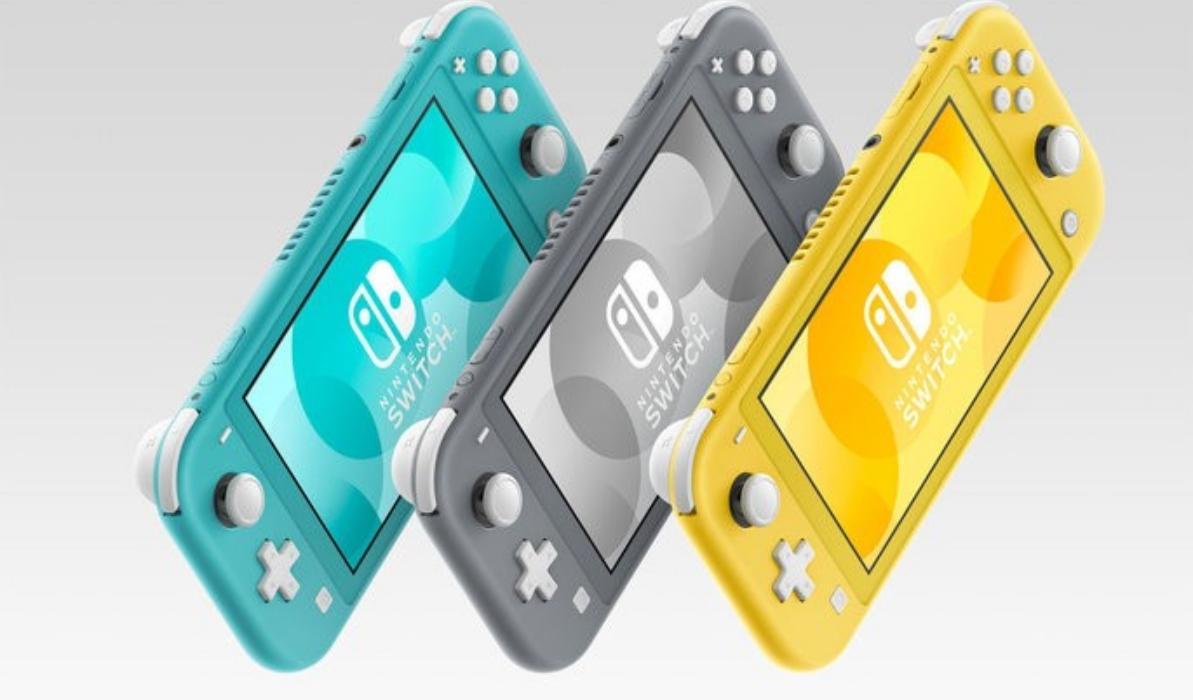Nintendo Switch Lite é finalmente apresentada