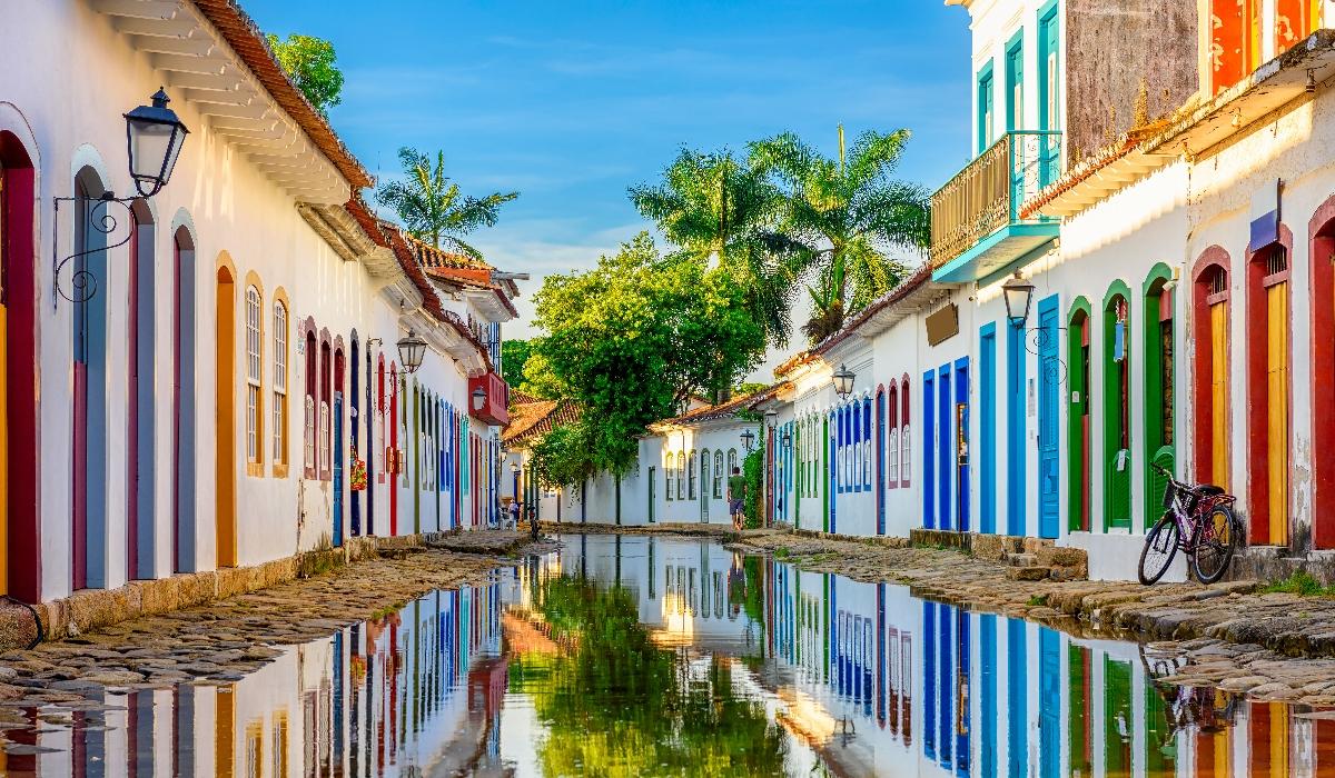 Paraty, o destino brasileiro que é um poço de cultura e famoso pela gastronomia