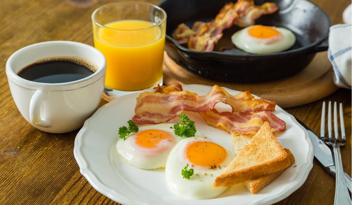 Segredo para emagrecer é o típico pequeno-almoço à inglesa
