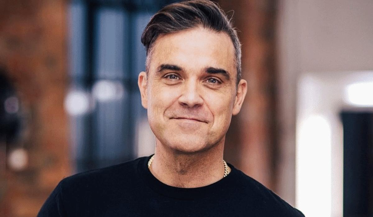 Robbie Williams contrata seguranças 24 horas por dia por ter medo de extraterrestres