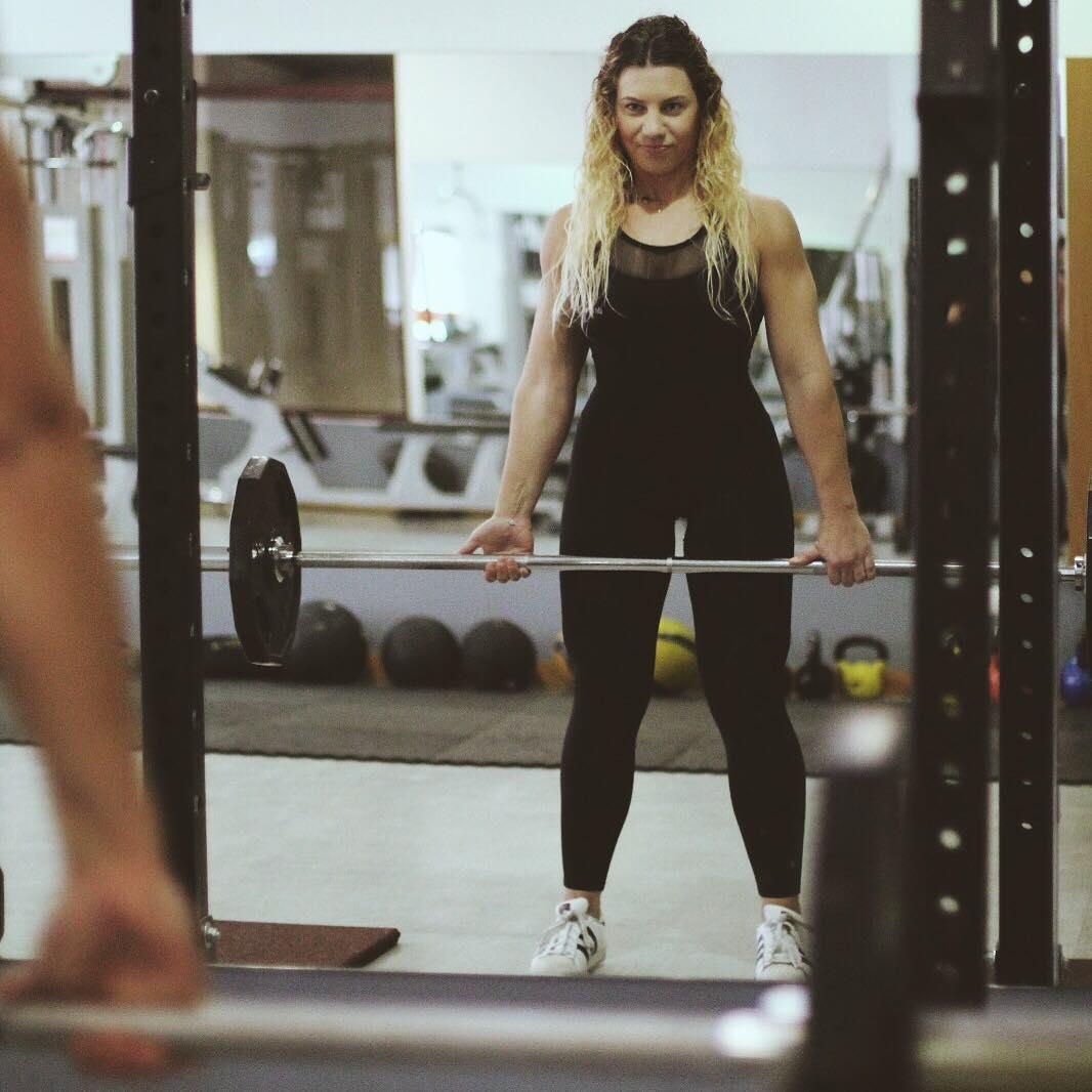 """Sofia Baptista: """"Desde criança que sonhava ser personal trainer"""""""