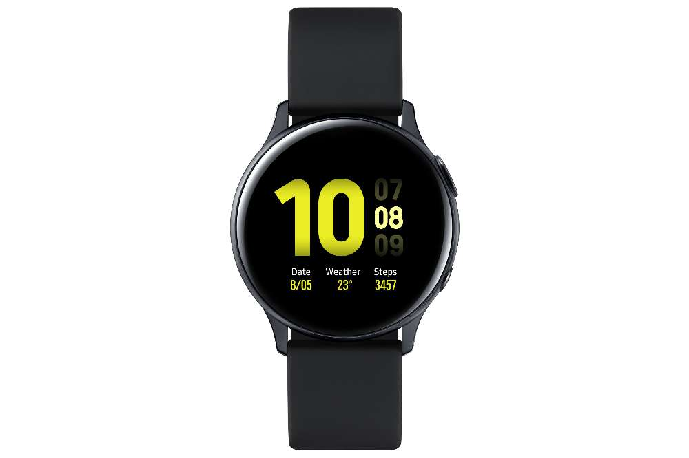Samsung apresenta o novo Galaxy Watch Active2