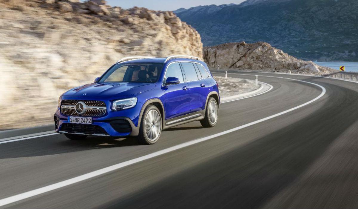 Mercedes-Benz GLB já tem preços para o mercado nacional