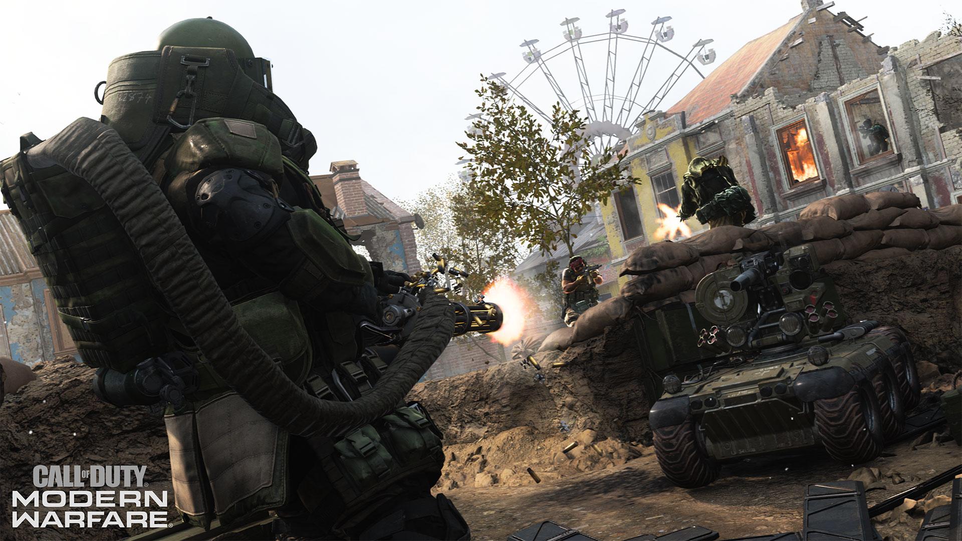Call of Duty: Modern Warfare junta jogadores das diferentes plataformas no mesmo mapa