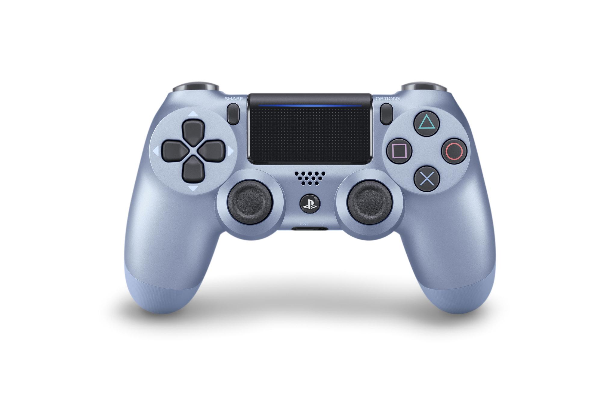 Sony mostra nova coleção de comandos DualSchock 4 para Playstation 4