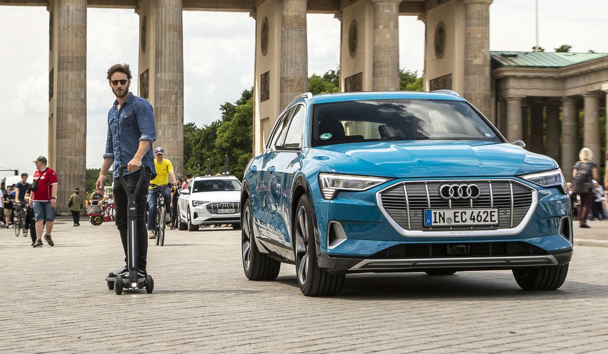Este é o Audi e-tron mais barato que pode comprar