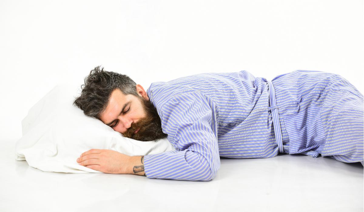 Este é o truque para conseguir adormecer em um minuto
