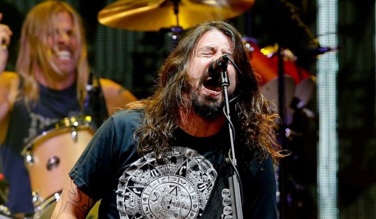 Depois dos Nirvana, Dave Grohl deu nega aos Pearl Jam