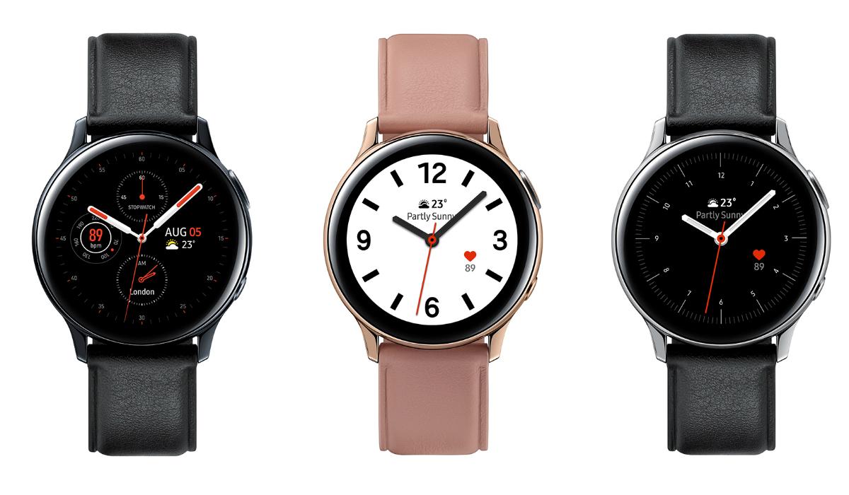 Samsung Galaxy Watch Active2 quer ajudá-lo a melhorar a sua vida