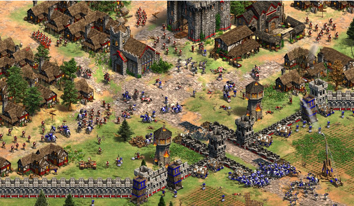 Novo Age of Empires pode ser apresentado em breve