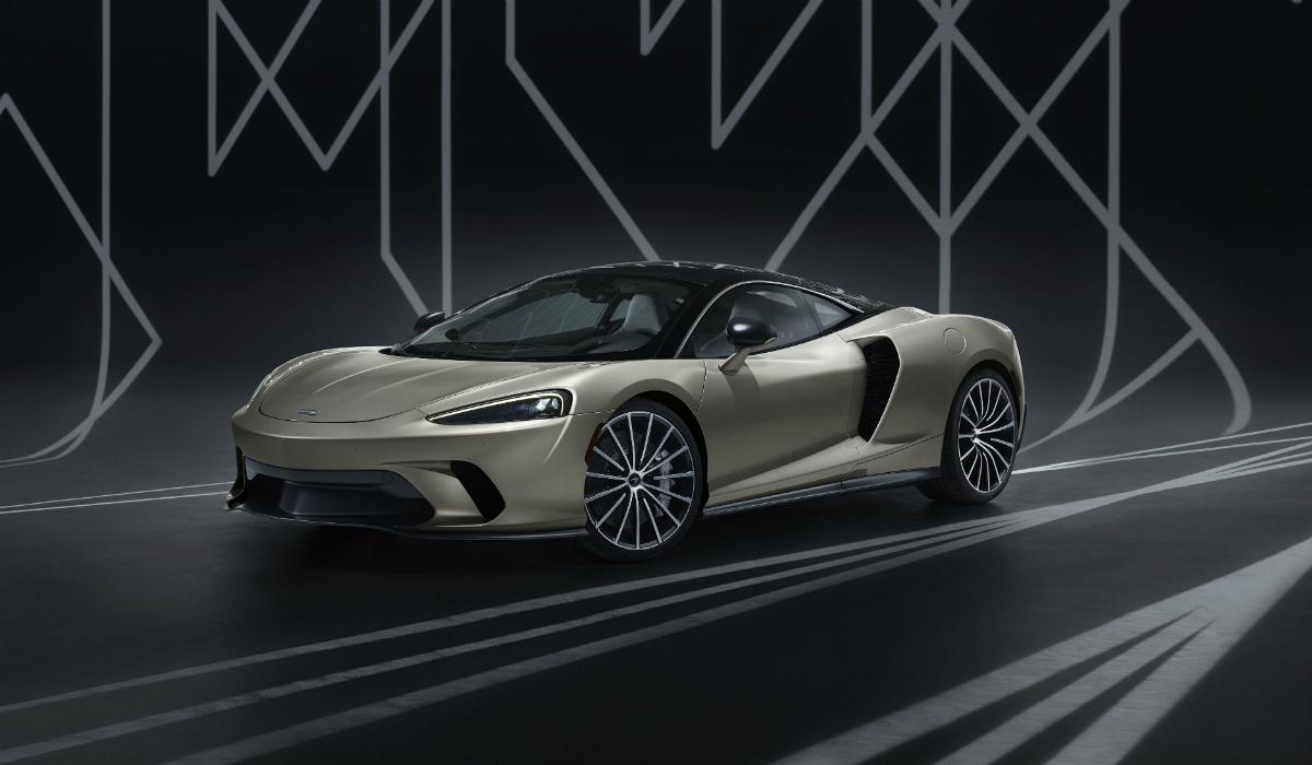 McLaren GT recebe tratamento especial pela MSO