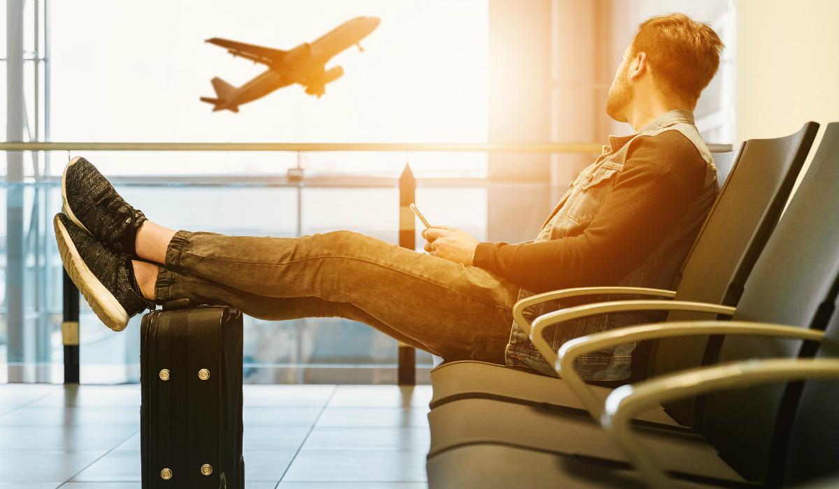 Restrições de líquidos nos aviões com fim à vista