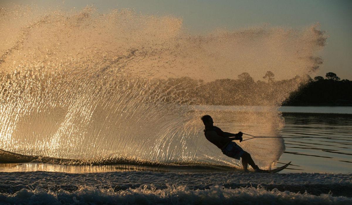 A elite do Ski Náutico e do Wakeboard vai levar manobras espetaculares a Montargil