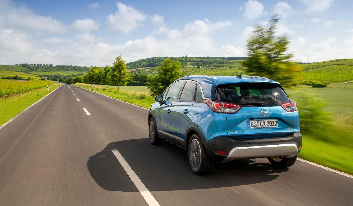 Opel Crossland X, a versão mais potente recebe caixa automática