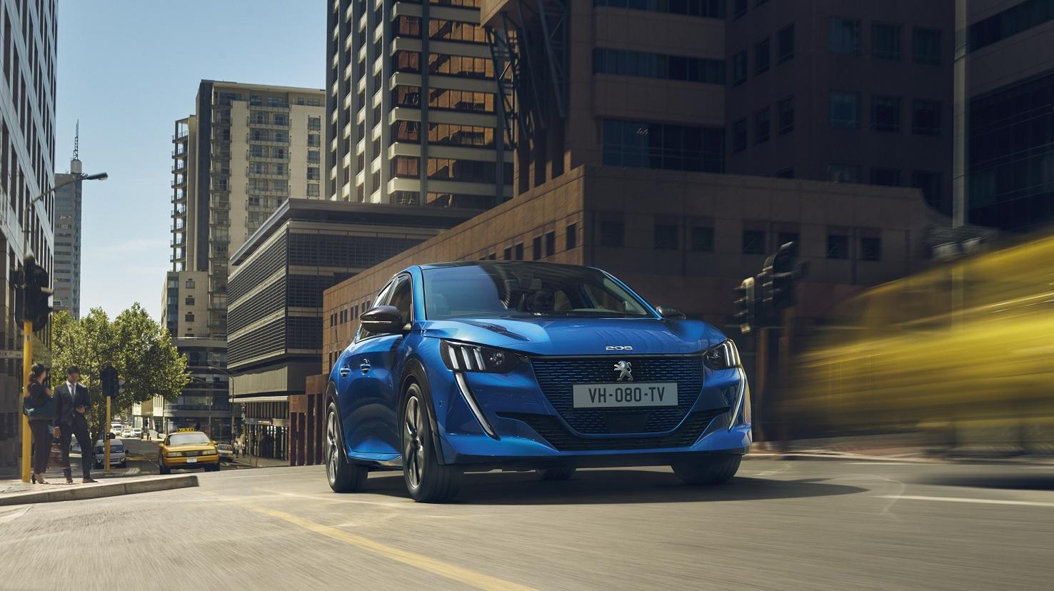 Novo Peugeot 208 vai ser apresentado à imprensa mundial em Portugal
