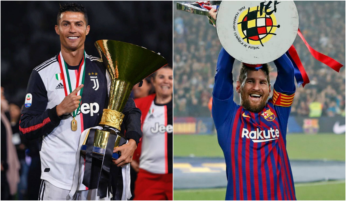 Cristiano Ronaldo ou Messi, quem é melhor? Ciência responde