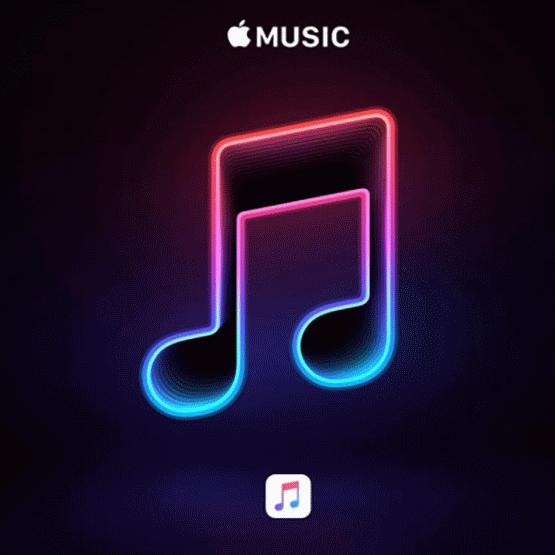 Modo escuro é uma das grandes novidades da Apple Music