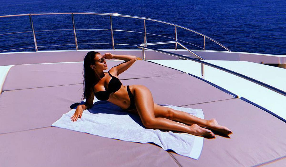 Georgina Rodriguez e o vídeo em lingerie que tem milhões de visualizações