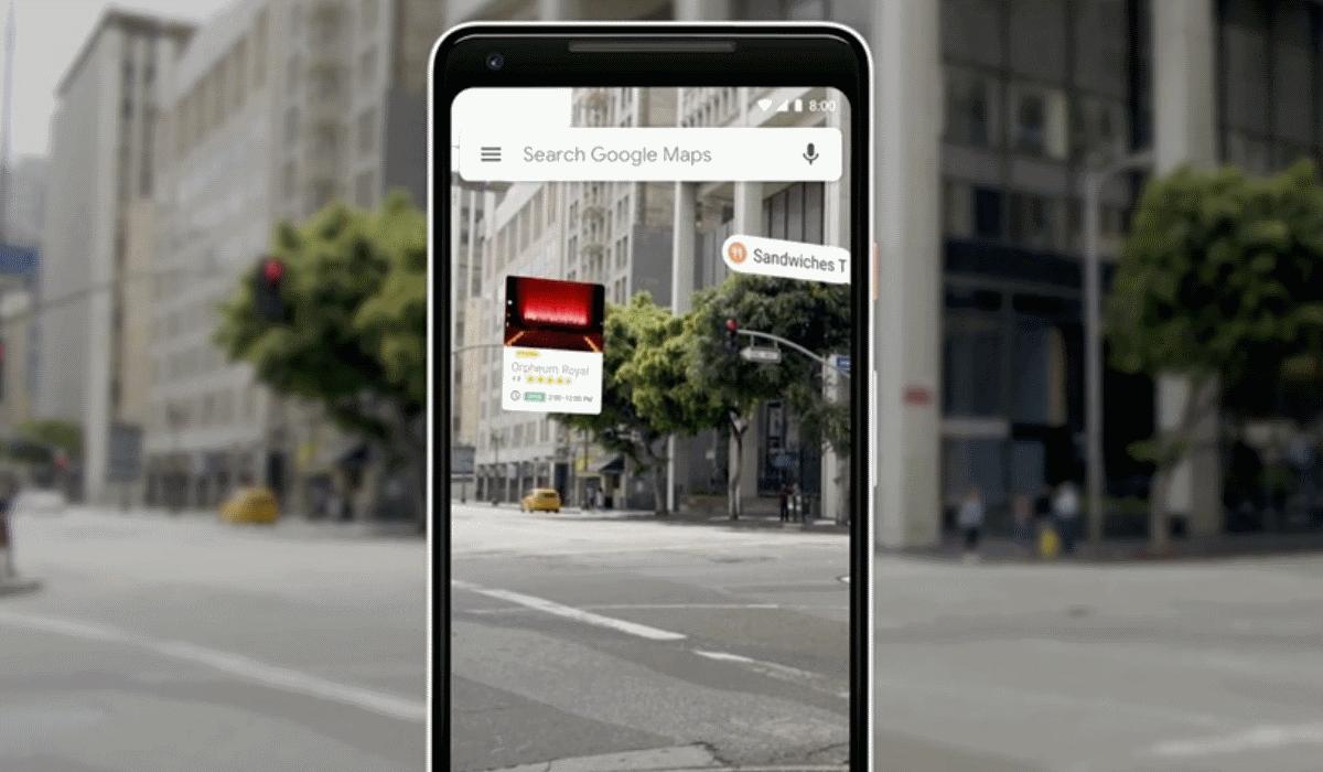 Saiba o que tem de fazer para usar a realidade aumentada do Google Maps no smartphone