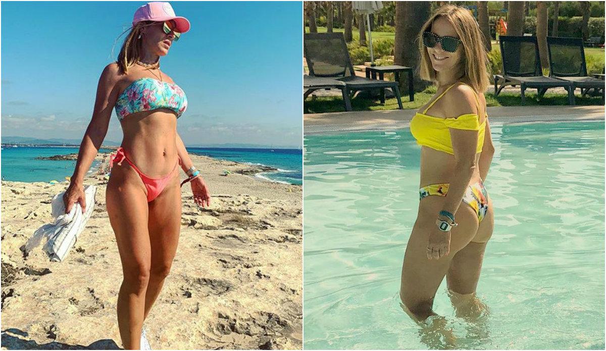 Joana Amaral Dias, das fotos ousadas às comparações com Maria Leal