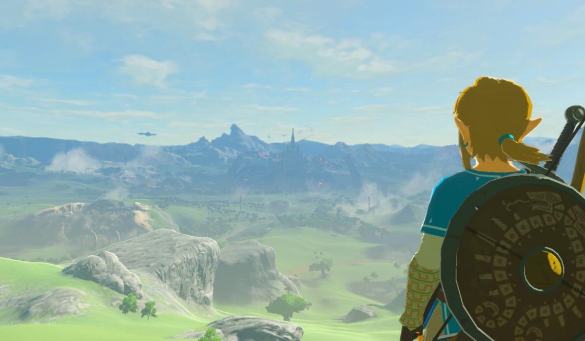 The Legend of Zelda para a Switch é o mais vendido de sempre