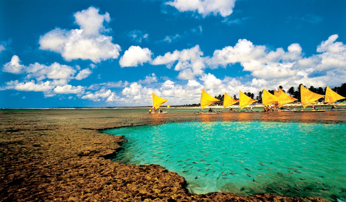 As razões que fazem de Porto de Galinhas um dos melhores destinos de praia no Brasil