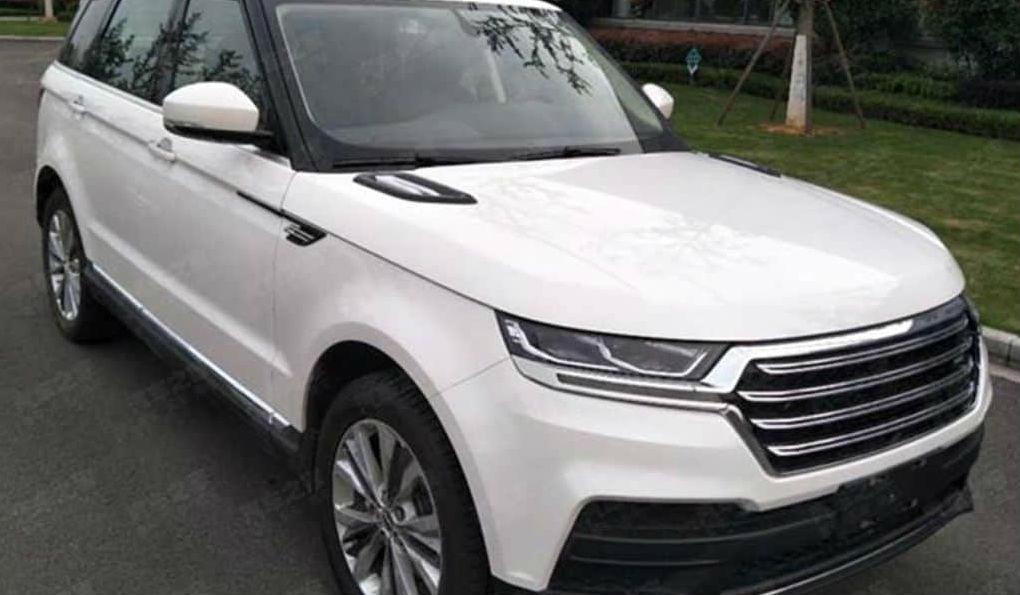 Hunct Cantice, o Range Rover chinês que promete dar que falar