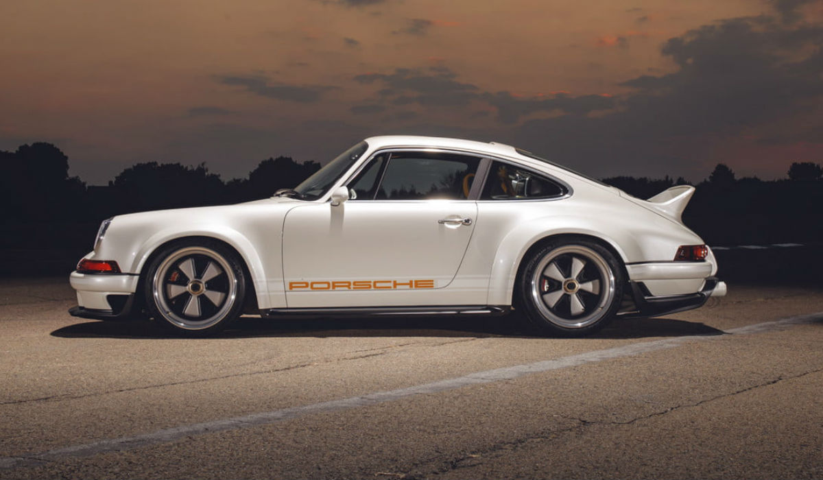 A empresa que celebra dez anos com 150 Porsche restaurados no currículo