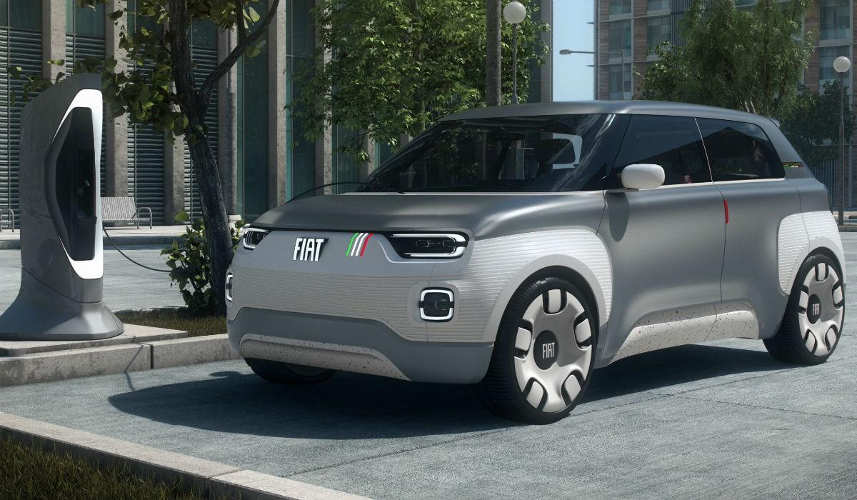 Fiat Centoventi distinguido com prestigiante prémio de design