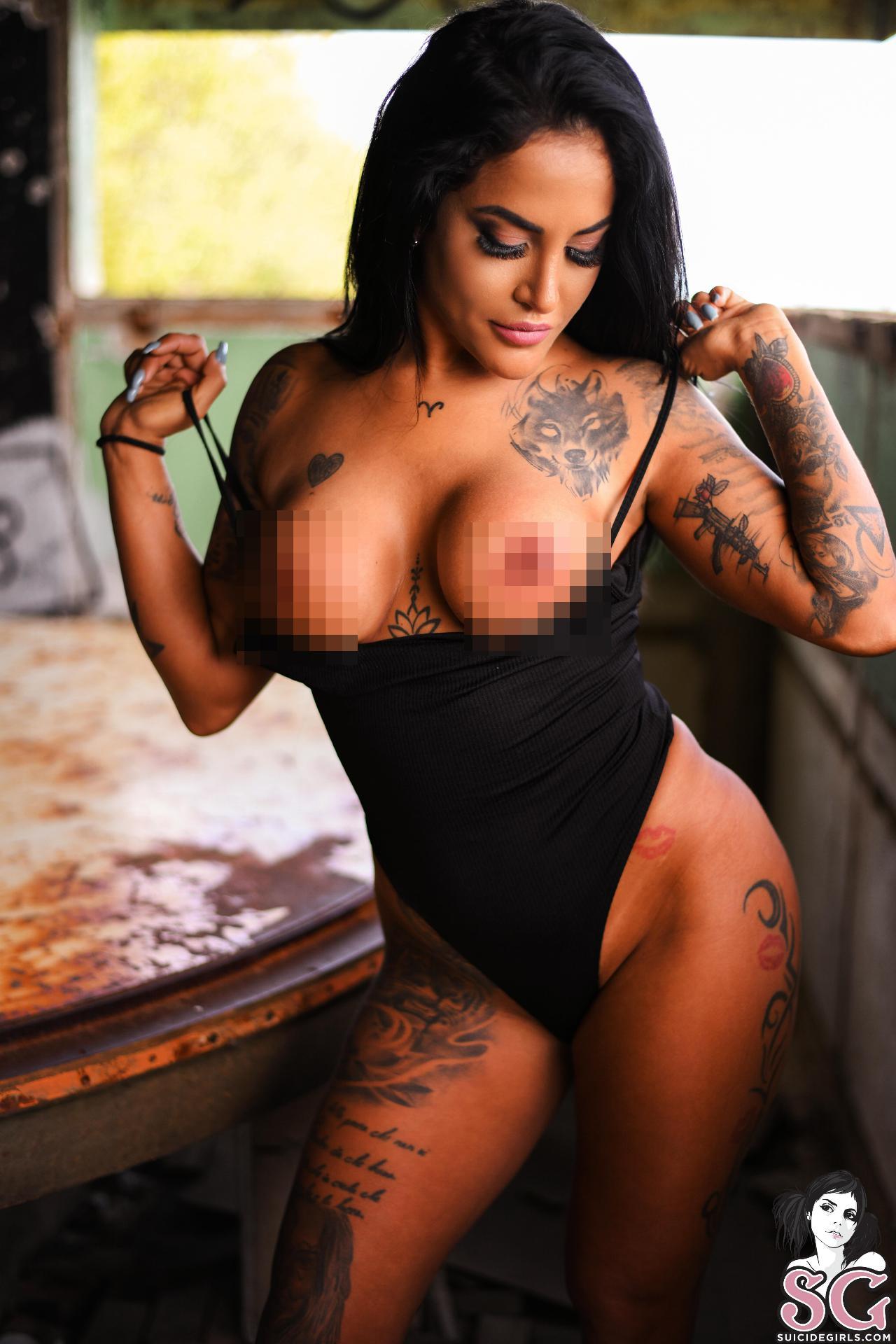 Sofia Buinho, dos reality shows às fotos eróticas