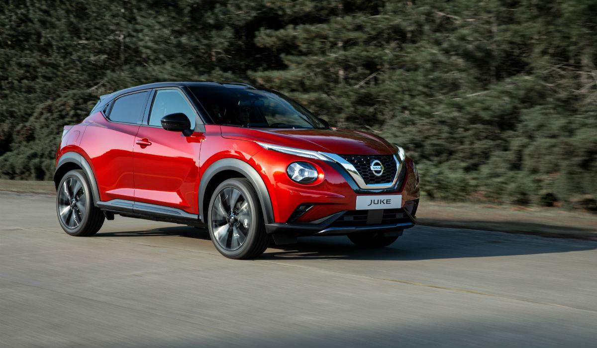 Nissan deu a conhecer os preços do novo Juke em Portugal
