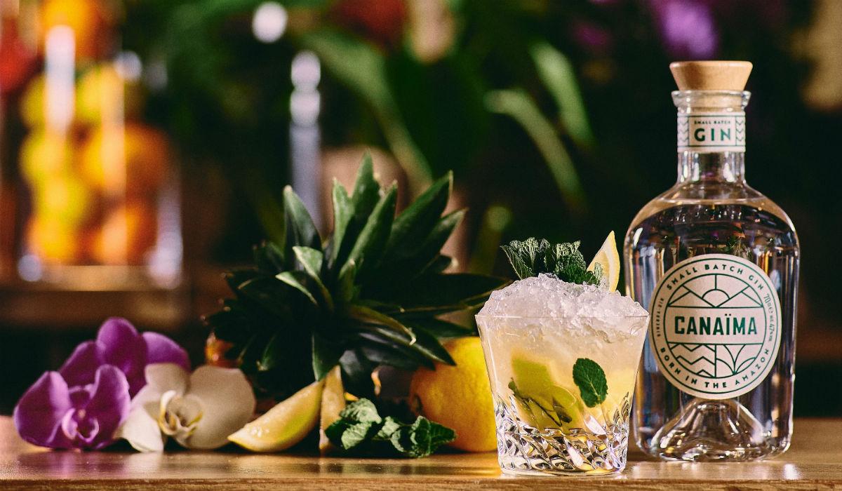 Canaima, o gin nascido na Amazónia que vai ajudar a proteger a região
